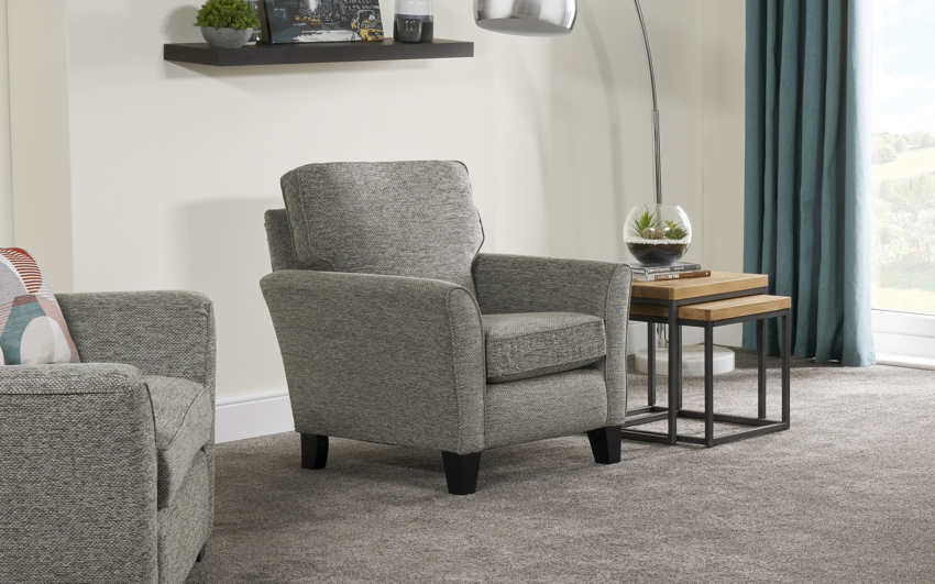 Inspire Rockcliffe Accent Chair, , large