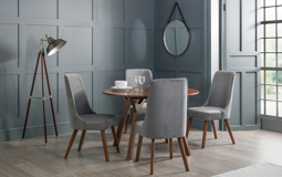 Putney Dining Table & 4 Chairs