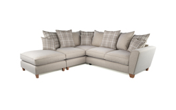 Lois Corner Chaise Group LHF Scatter Back
