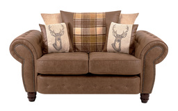 County 2 Seater Sofa Scatter Back, , small