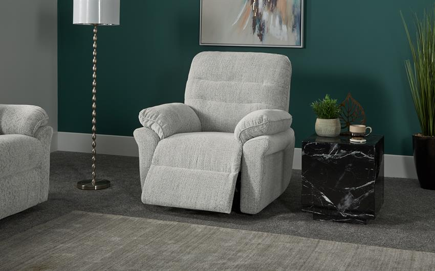 Pendle Power Recliner Chair, , large