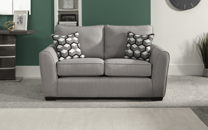 Seattle 2 Seater Sofa Standard Back, , large