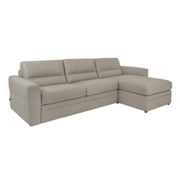 Sisi Italia Amalfi 3 Seater Sofa Bed With RHF Storage Chaise