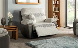 Cayman Love Chair Power Recliner, , small
