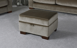Cosmo Small Storage Footstool