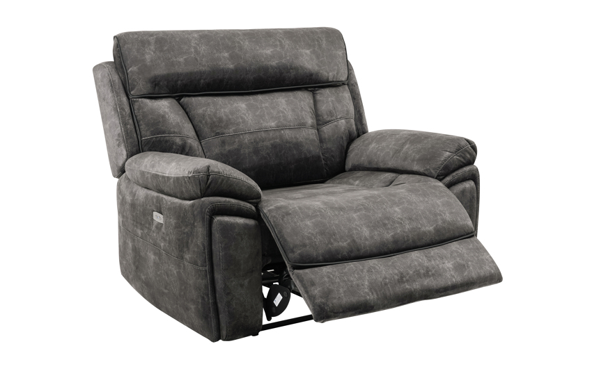 Endurance Nero XL Power Recliner Chair, , large