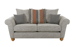 Aurora 2 Seater Sofa Scatter Back, , small