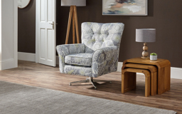 Inspire Westwood Swivel Chair, , small