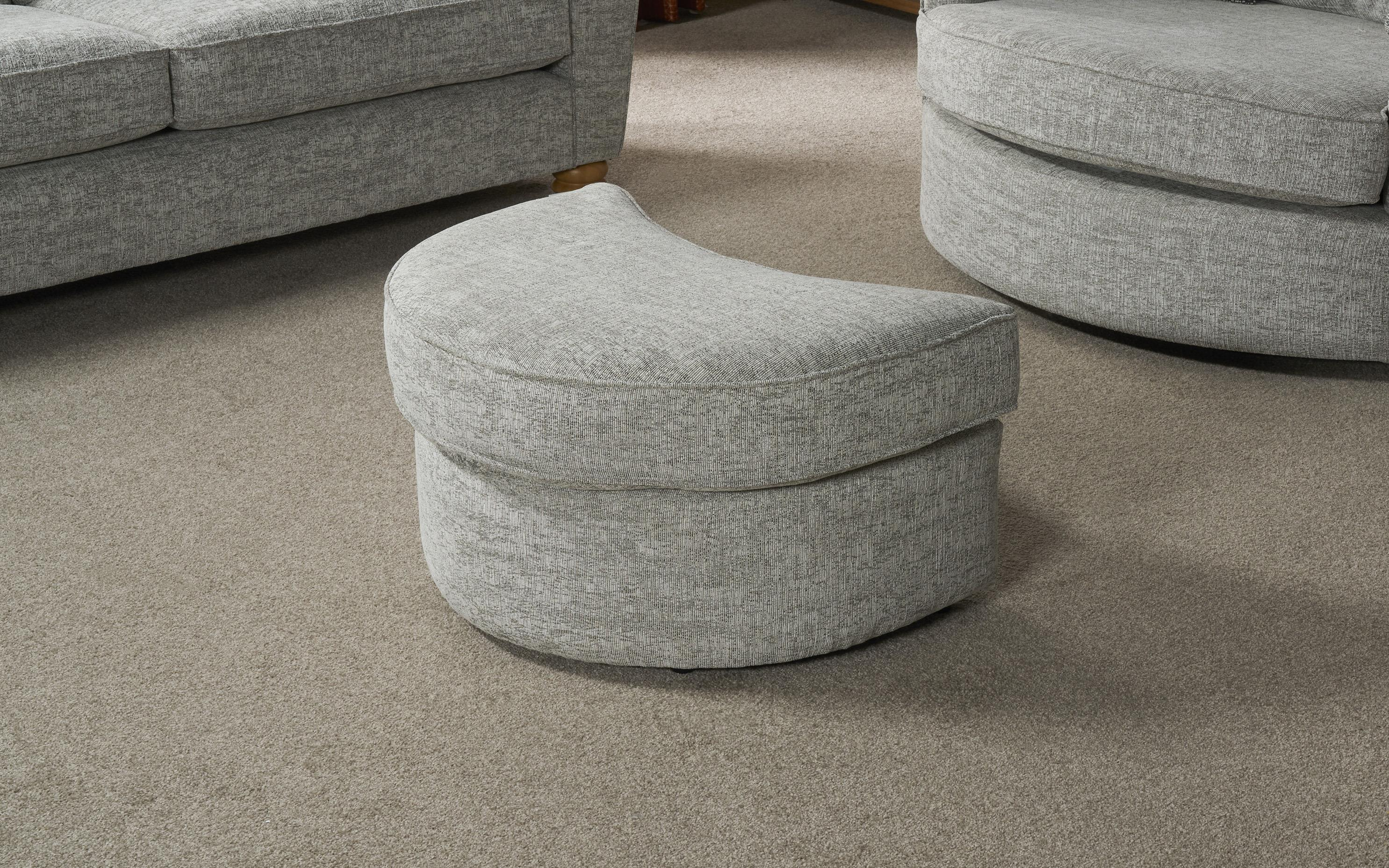 Aurora Twister Footstool, , large