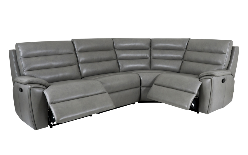 La-Z-Boy Winslow 2 Corner 1 Manual Recliner Sofa, , large