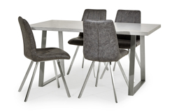 Endurance Diamond Dining Table & 4 Chairs, , small