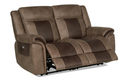 Endurance Barkley 2 Seater Power Recliner Sofa, , small