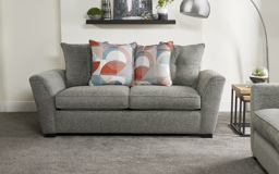 Inspire Rockcliffe 3 Seater Sofa Scatter Back, , small