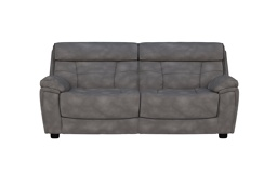Endurance Nero 3 Seater Static Sofa