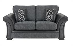 Hallie 2 Seater Sofa Standard Back