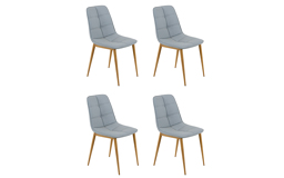 Torino x4 Dining Chairs, , small
