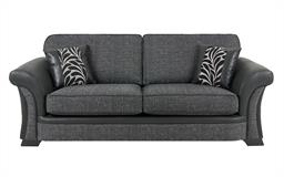 Hallie 3 Seater Sofa Standard Back, , small