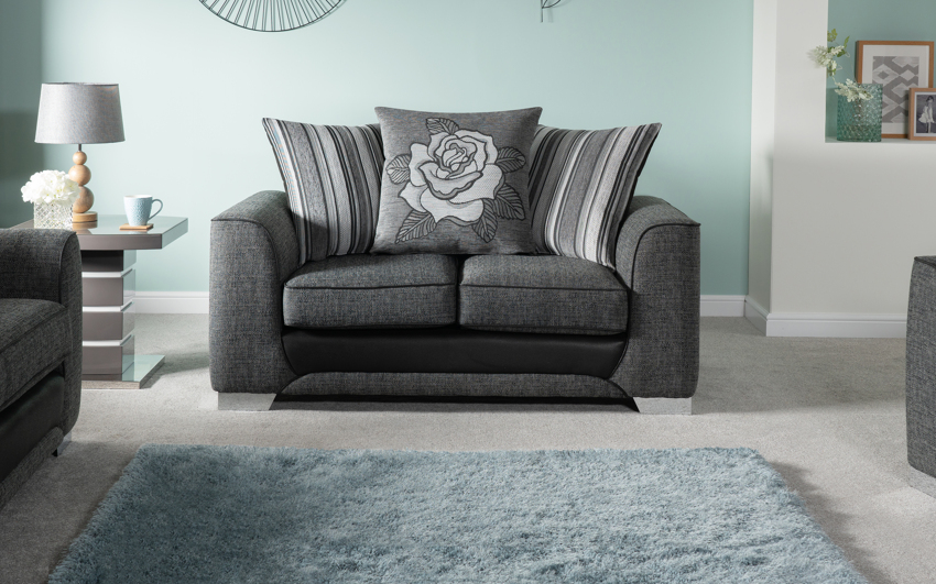 Monty 2 Seater Sofa Scatter Back