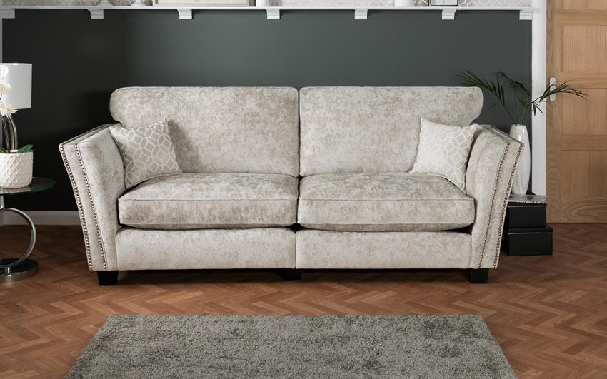 Miley 4 Seater Split Sofa Standard Back
