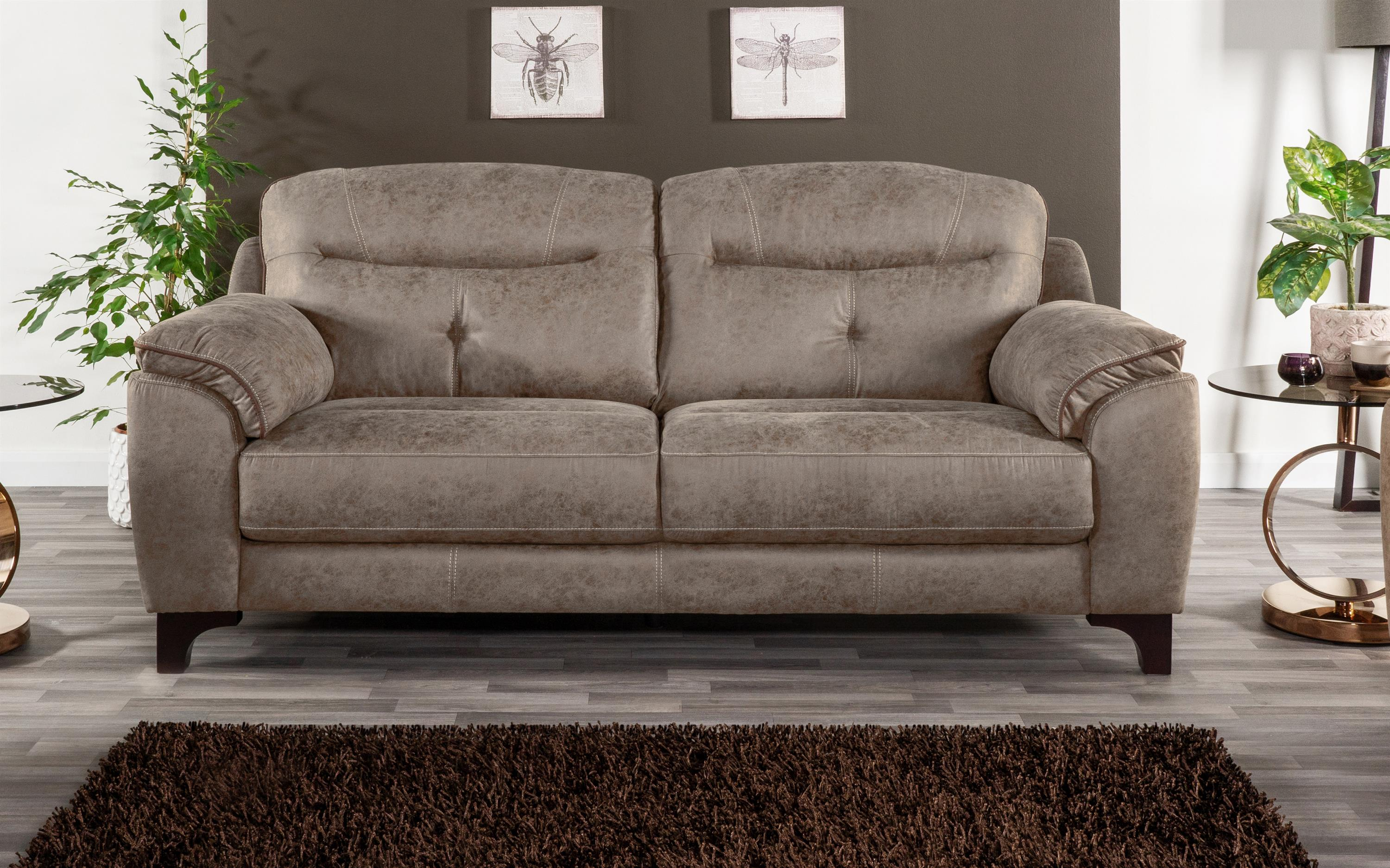 Endurance Titan 3 Seater Sofa