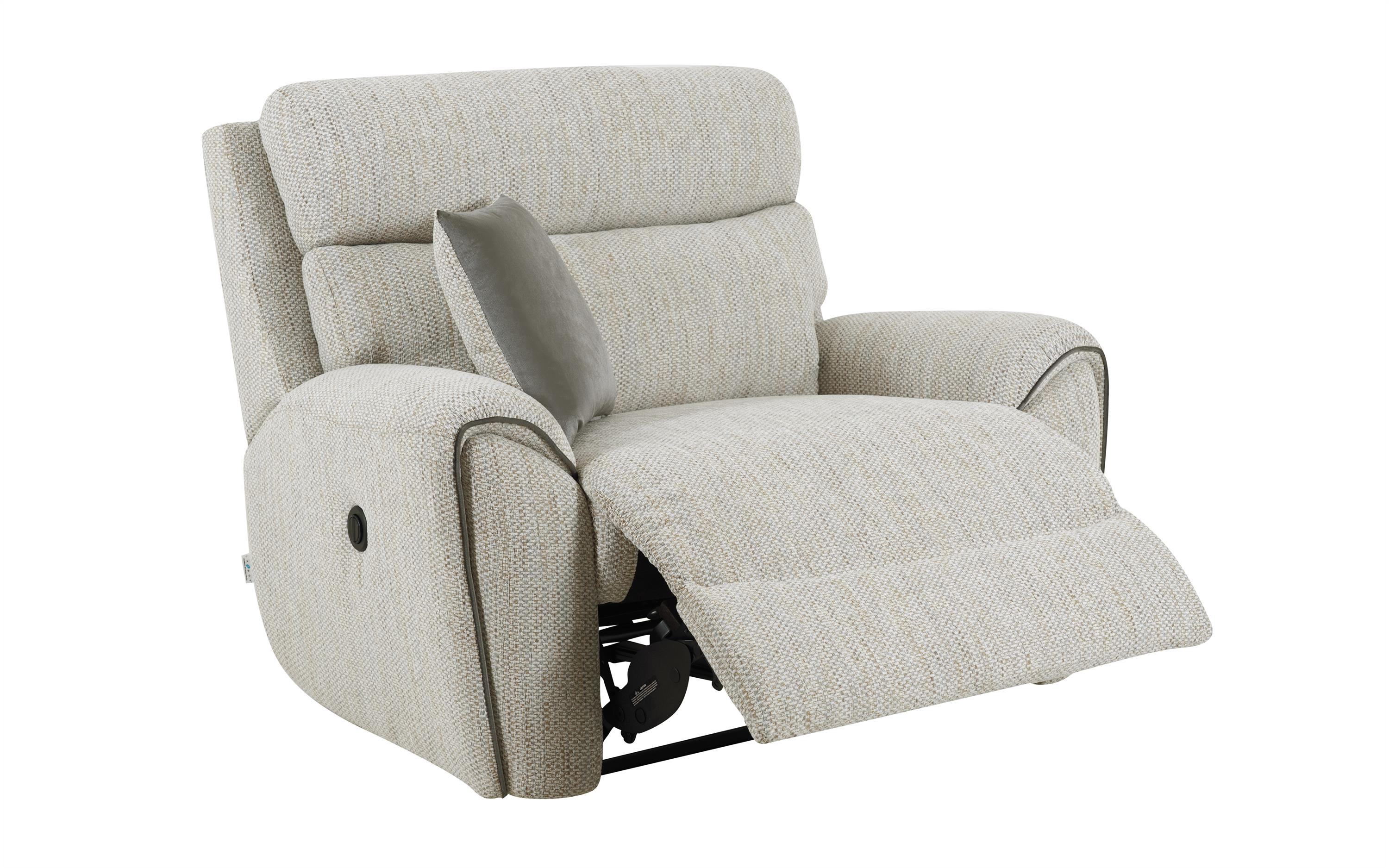 La-Z-Boy Pittsburgh Love Chair Power Recliner, , large