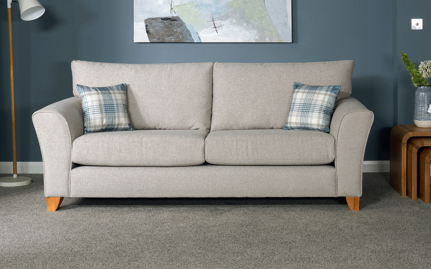 Joni 3 Seater Sofa Standard Back