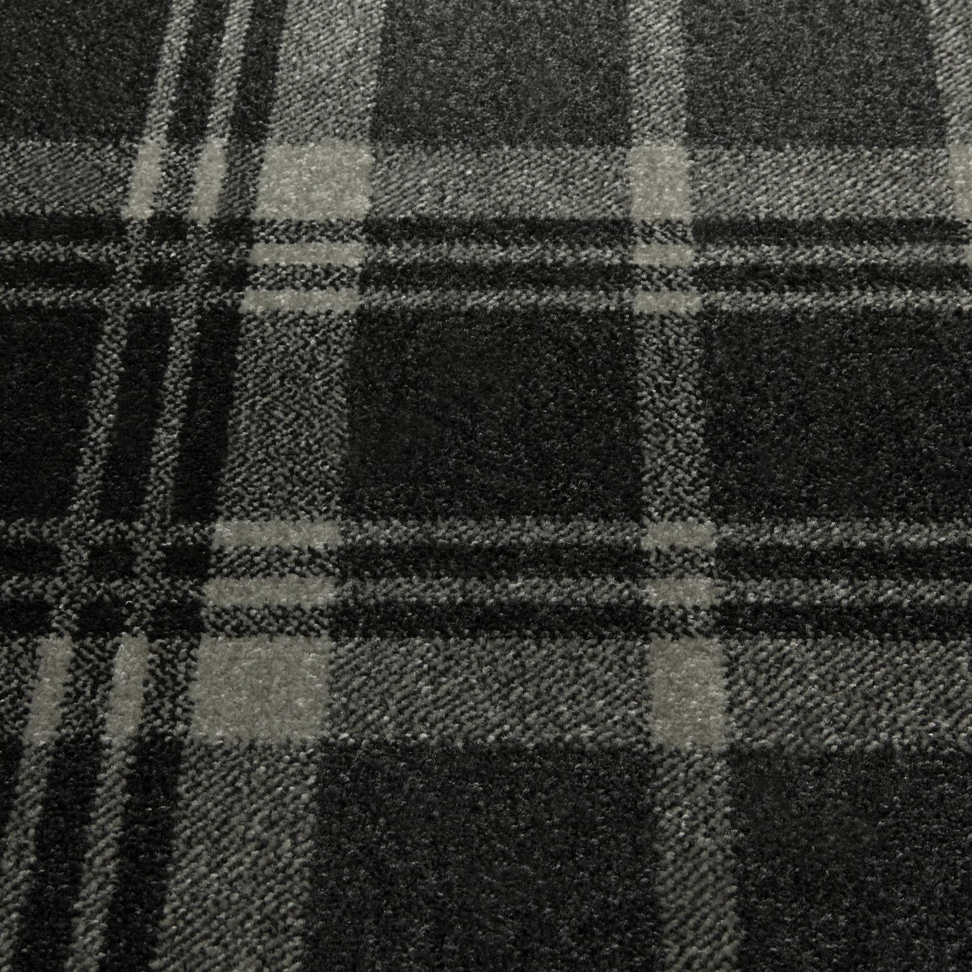 Roger Fells Campbell Town Tartan Carpet, Loch Maddy, swatch