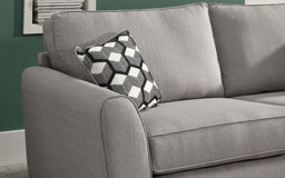Seattle 2 Seater Sofa Standard Back, , small