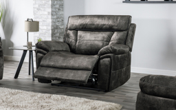 Endurance Nero XL Manual Recliner Chair