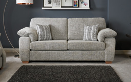 Whisper 3 Seater Sofa Standard Back