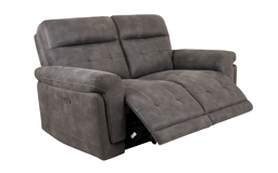 Endurance Pepe 2 Seater Power Recliner Sofa, , small