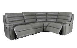 La-Z-Boy Winslow 2 Corner 1 Manual Recliner Sofa, , small