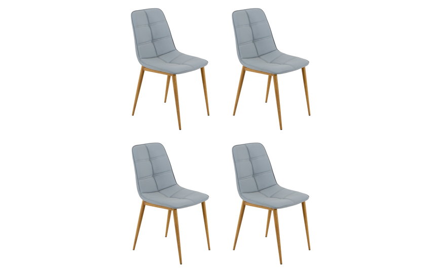 Torino x4 Dining Chairs, , large