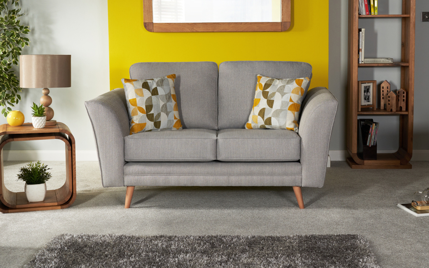 Zeus 2 Seater Sofa Standard Back