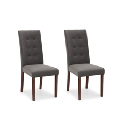 Euston Pair of Dining Chairs